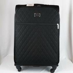 "Vera Bradley 27"" Spinner Rolling Luggage Twilight Paisley"