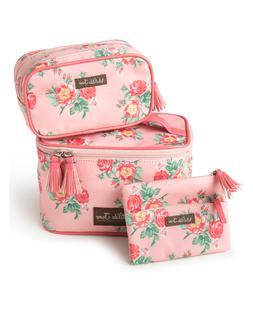 Matilda Jane Beauty Time Set Makeup Toiletry Matches Suitcas