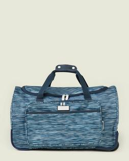 Jessica Simpson Carry On Rolling Duffle Bag