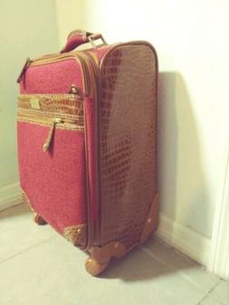 """Samantha Brown Classic Collection 30"""" Upright Spinner Suitca"""