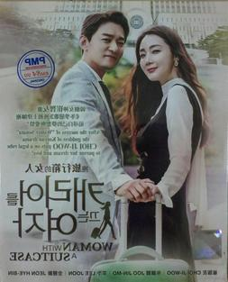 DVD Korean Drama Woman With A Suitcase Ep 1 - 16 END English