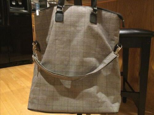 ANNE KLEIN Bag/Suitcase/Overnight Red