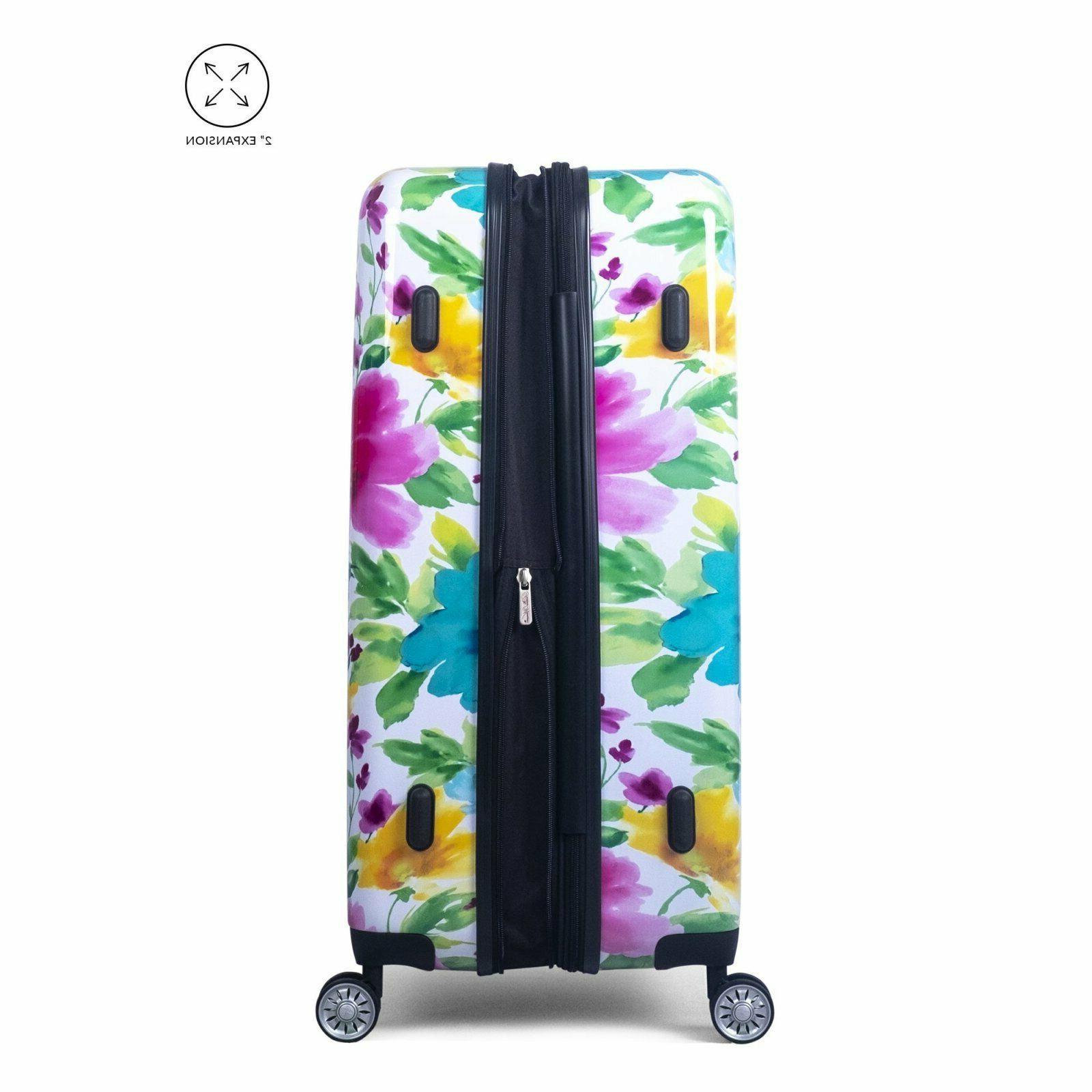 "Hardside Luggage 28"" Blossom"