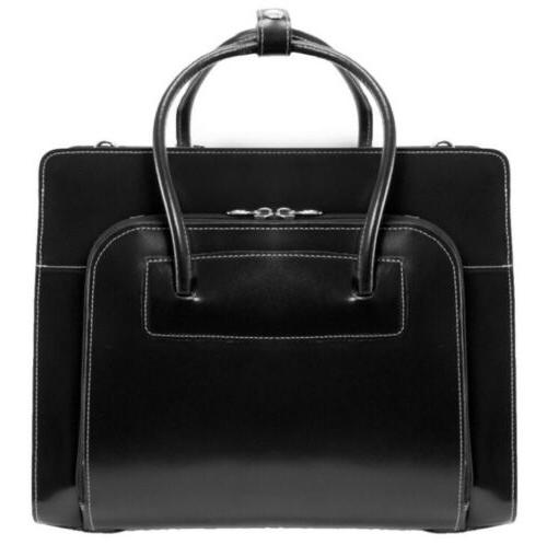 lake forest 94335 black leather