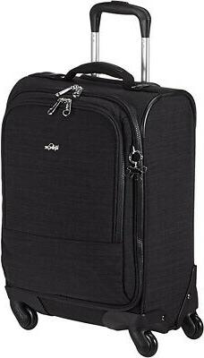 Trolley Kipling Suitcase Medellin Black Basic Plus Man Woman