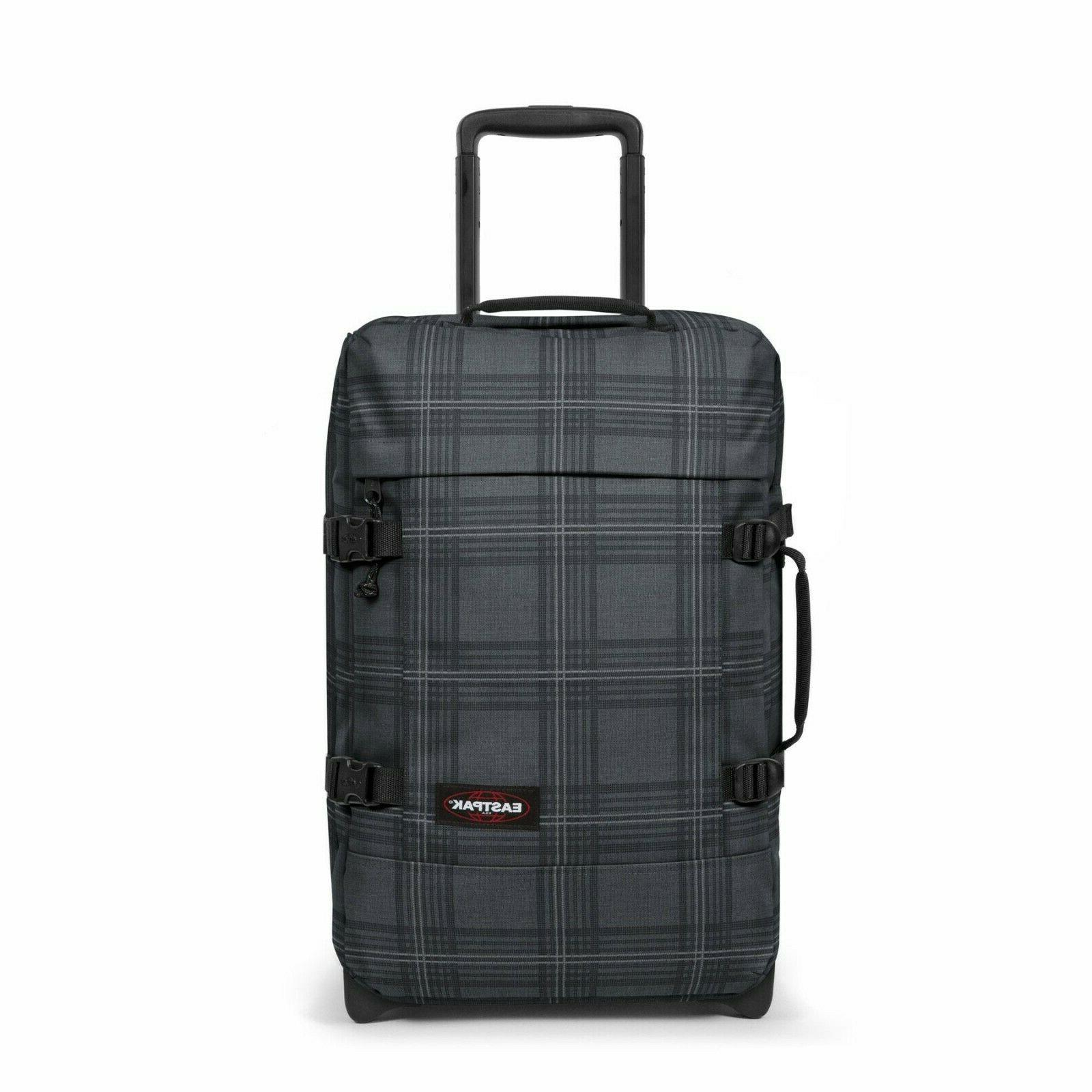 trolley suitcase women s man unisex fabric