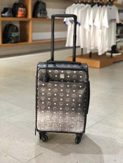 Last One! MCM SMALL CARRY-ON TROLLEY  ORIGINALLY $1,750