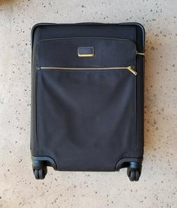 """New! Tumi Larkin Sophie Continental 22"""" Carry On Suitcase Bl"""