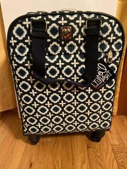 Brighton Octavia Weekender Wheeled Suitcase Bag Navy Travel