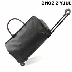 Rolling Suitcase Bag Luggage Case Trolley with Wheels Waterp