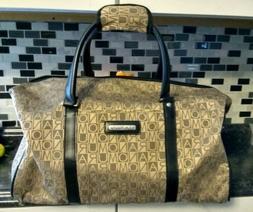 Signature Murano Luggage Travel Suit Case. Women's canvas su