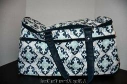 Thirty One Wheels Up Roller Suitcase in Fab Flourish NWT