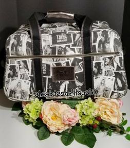 Victoria's Secret Wheelie Supermodel Travel Luggage / Suitca