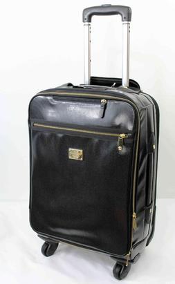 Victorias Secret Wheelie Luggage Carry On Suitcase, Black