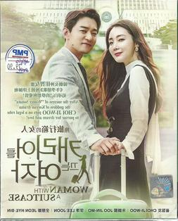 WOMAN WITH A SUITCASE - COMPLETE KOREAN TV SERIES DVD BOX SE